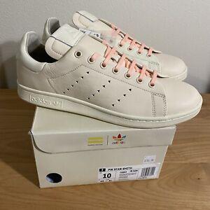 Adidas Pharrell Williams Stan Smith FX8003 Cream Pink Size 10