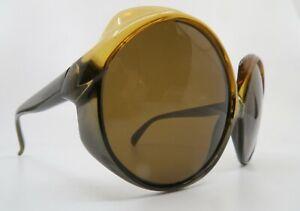 Vintage 70s Cobra sunglasses optyl mod 3022 womens large Austria SUPERB