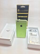 Apple iPhone 6 16GB CUSTOM Green  Sprint (Boost Mobile ) 4G  LTE Smartphone