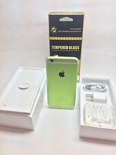 Apple iPhone 6 64GB CUSTOM Green  Sprint (Boost Mobile ) 4G  LTE Smartphone
