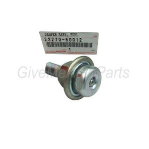 2327050012 Genuine Toyota DAMPER ASSY, FUEL PRESSURE PULSATION 23270-50012