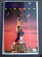 Magic Johnson L.A. Lakers Rare Original 1991 Poster 23 x 35