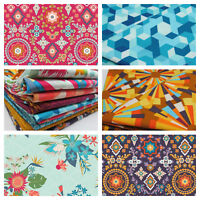 AURA by Mister Domestic for Art Gallery 100% cotton quilting & patchwork fabric