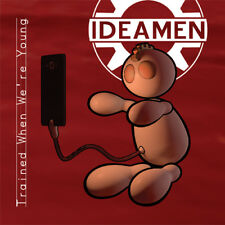 IDEAMEN - TRAINED WHEN WE'RE YOUNG  CD - Dog Fashion Disco - DFD NEW