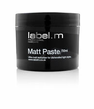 label.m Professional Haircare Matt Paste 50ml