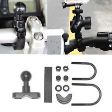 Universal Motorrad Lenker 1 Zoll Kugelgelenk Klammer für Garmin Zumo 450 550 GPS