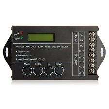 20a Programmable Timer Controller Dc12-24v for LED RGB Monochromatic Stripe Fkd1