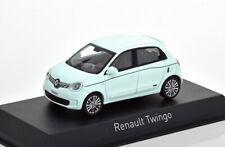 1:43 Norev Renault Twingo 2019 lightgreen