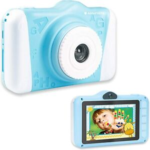 AGFA Photo Realikids Cam 2 Digital Camera for Children 12MP  with 3.5 inch LCD