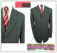 "Skopes  mens 2 piece suit Ch40""R W36"" L31"" Grey Pinstripe"