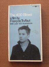 The 400 Blows a film by Francois Truffaut -1st Grove Pb 1969 - film movie script