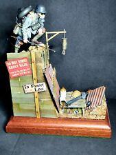1/16 Ww1 German Soldier Diorama