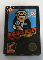 Hogan's Alley Nintendo NES CIB Complete In Box Video Game! Mint Cartridge/Manuel
