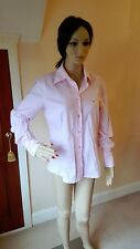 GANT DESIGNER PINK COTTON SHIRT LONG SLEEVES