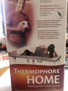 THERMOPHORE HOME HEAT THERAPY PAD PENETRATING MOIST HEAT THERAPY 24''x12''