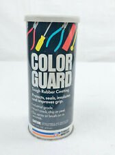 New listing Permatex Industrial Color Guard Tough Rubber Coating - Black  00006000 - 16 fl oz - New