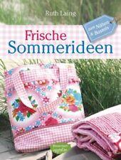Frische Sommerideen * zum Nähen & Basteln * Bassermann Inspiration