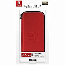Slim Hard Pouch Red Ver. for Nintendo Switch Hori