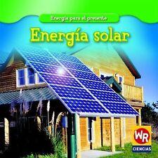Energia Solar/Solar Power (Energia Para El Presente/Energy for Today) -ExLibrary