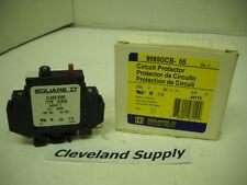 Square D 9080Gcb-05 Circuit Breaker 1P 0.5A Nib!