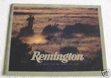 Remington 1993 Firearms Ammunition Catalog Gun Ammo