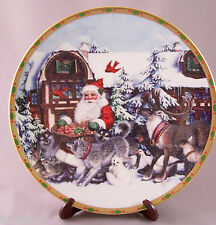 """Lenox Collection Decorative Plate - """" Gifts For All """""""