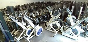 Serviced Concept 2 Rowing Machines by evoflow uk