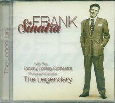 Frank Sinatra Legendary-17 orig. hit singles (& Tommy Dorsey Orch.)  [CD]