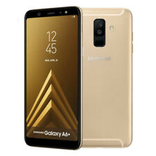 SAMSUNG GALAXY A6 PLUS 2018 32GB+3GB RAM TELEFONO MOVIL LIBRE SMARTPHONE ORO