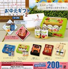 J.Dream Capsule toys Gashapon Super Soft Fruits Mascot Part 2 Full set 5 pieces