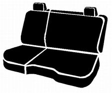 Seat Cover-SEL Front,Rear FIA TRS42-94 BLACK