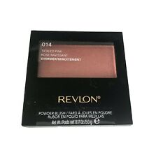 Revlon Powder Blush Tickled Pink 014 Blusher