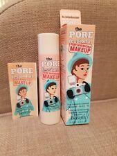 Benefit The Porefessional Pore Minimizing Light Foundation Makeup 4 WARM HONEY