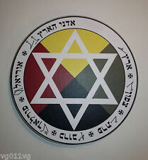 The Earth Pentacle