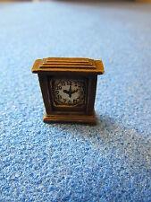 1/12 Miniatures Reloj para repisa hw4017b
