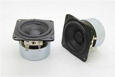 Original LG 2.5inch 2.75 inch full range  anti-magnetic speaker 8Ohm 20W For DIY