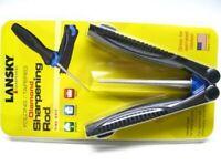 Lansky TR-600 Fine 600 Grit Folding Diamond Knife Tool Sharpening Tapered Rod