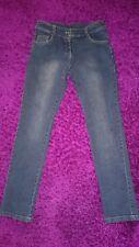 Dunkelblaue Slim Fit Jeans von Identic, Größe 36