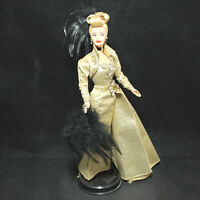 1998 Barbie Doll MGM Golden Hollywood Barbie Limited Edition Loose in Box 22832