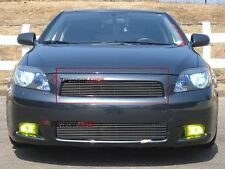 fit 2005-2010 Scion TC Main Upper Aluminum Billet Grille Grills Insert