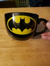 Dc The Batman 24 Ounce Ceramic Collectible Cup, New Never Used