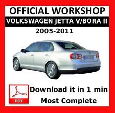 >> OFFICIAL WORKSHOP Manual Service Repair Volkswagen Jetta V 2005 - 2011