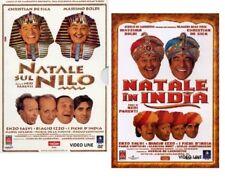 Dvd Natale sul Nilo / Natale in India (2 Film DVD)   ......NUOVO