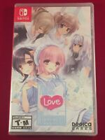 Nurse Love Obsession (Nintendo Switch) - Brand New Sealed Free Shipping