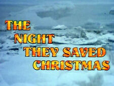 80'S TV MOVIE CHRISTMAS - 3 DVD COMBO - INC. THE NIGHT THEY SAVED CHRISTMAS!