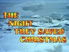 80'S TV MOVIE CHRISTMAS - 3 DVD COMBO - INC. THE NIGHT THEY SAVED CHRISTMAS!