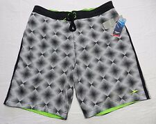 MENS swim board beach SHORTS = SPEEDO = NEW $56 = SIZE LARGE = km61
