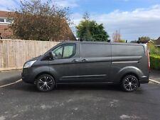 Ford transit custom lwb ltd 2016 155bhp No VAT