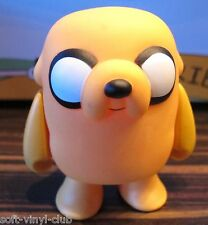 "Kidrobot ADVENTURE TIME 3"" MINI SERIES jake  - open blindbox Rate 3/20"