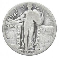 Better 1926-S - US Standing Liberty 90% Silver Quarter Coin Set Break *564